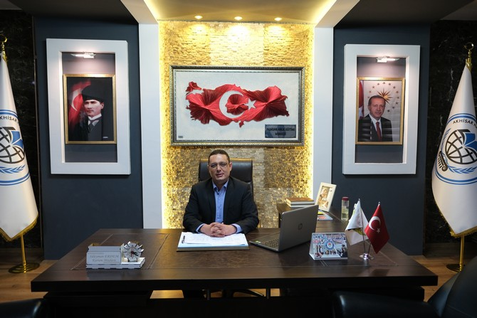 Akhisar Halk Eğitimi Merkezi Müdürlüğü Kurslarına Başlıyor