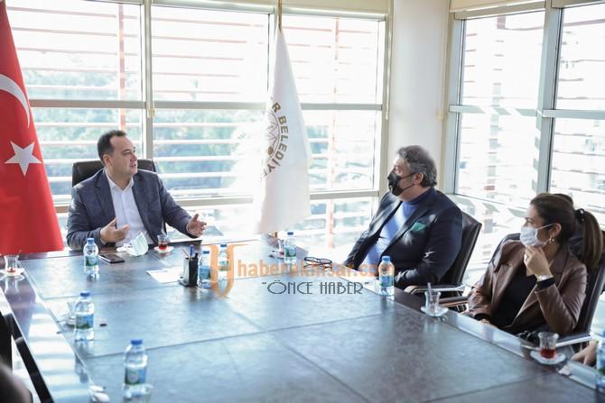 Kahveciler Odası'ndan Başkan Besim Dutlulu'ya teşekkür