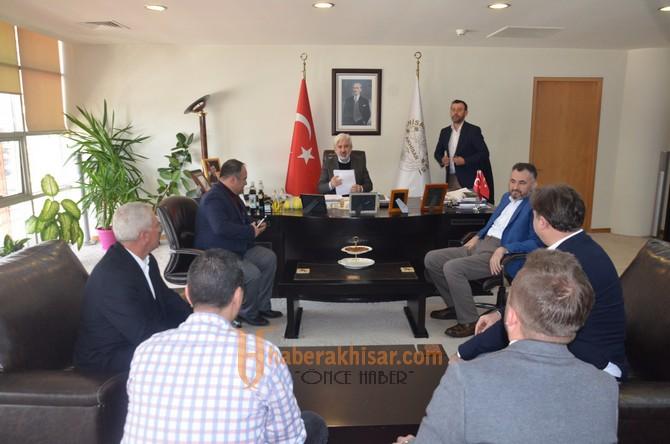 Belediye İş Sendikası ve Akhisar Belediyesi arasında toplu iş sözleşmesi imzalandı