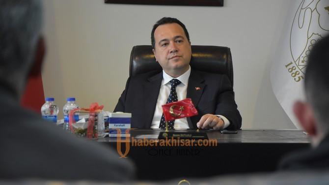 Başkan Dutlulu, Akhisar Belediyesi'nin Borcunu Ve Alacağını Açıkladı