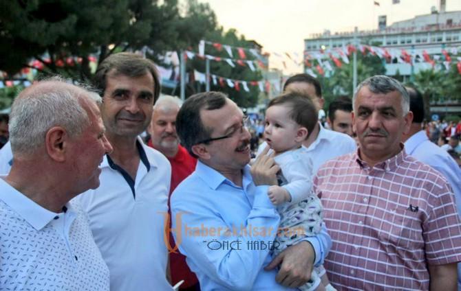 AK Parti Manisa Milletvekili Uğur Aydemir, Somalılarla buluştu