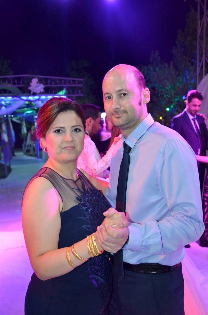 Merve ve Talha Çiftinin En Mutlu Günü