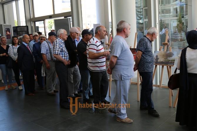 15 Temmuz konulu fotoğraf sergisi açıldı