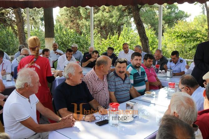 Akhisar Huzurevi'nden geleneksel aşure etkinliği
