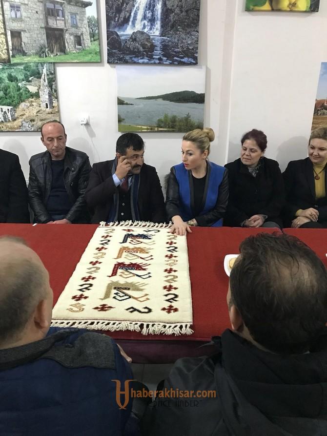 Başkan Adayı Pınar Güney Gör- Der'i Ziyaret Etti
