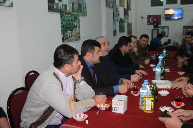 Gör- Der'de Söyleyişi Gecesi Düzenlendi