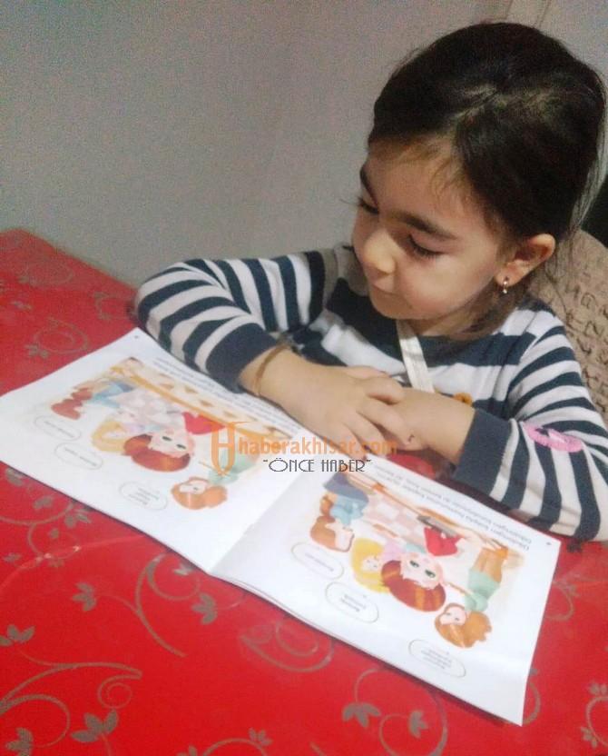 Yırcalı'da Kitap Zili Çaldı