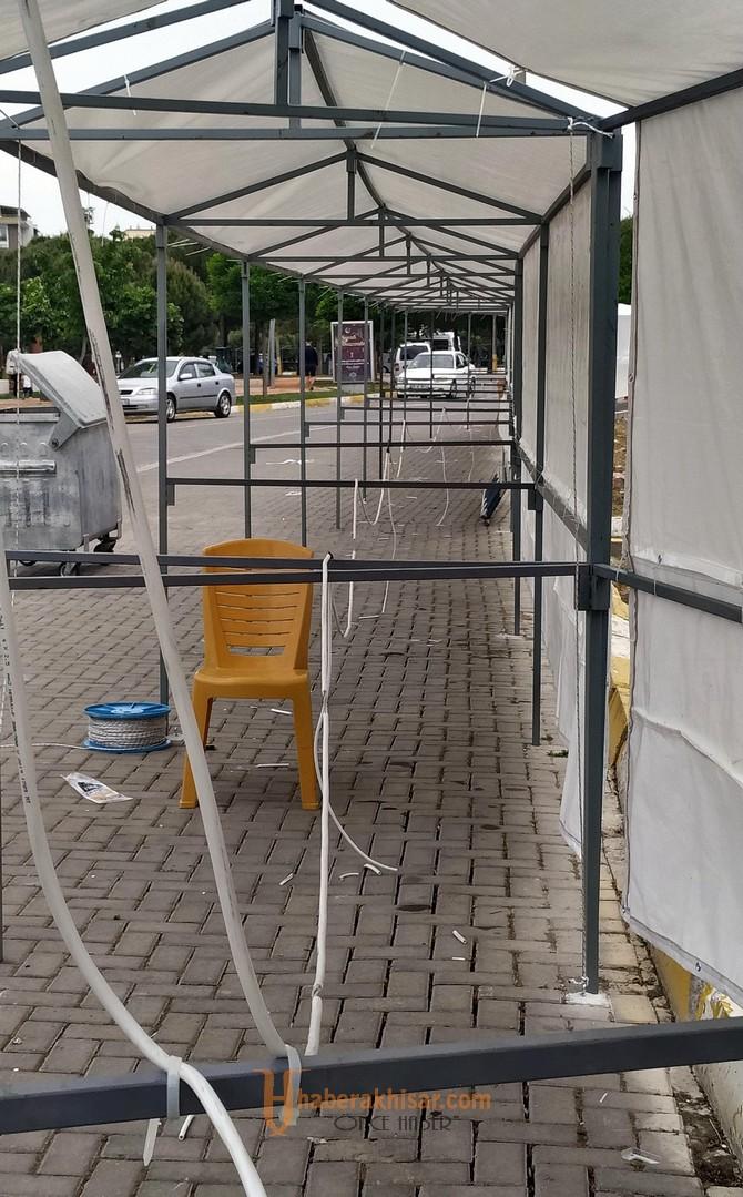 Akhisar Gölet'i festivale hazırlanıyor