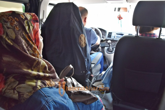 Akhisar Belediyesi hastaların derdine derman oluyor
