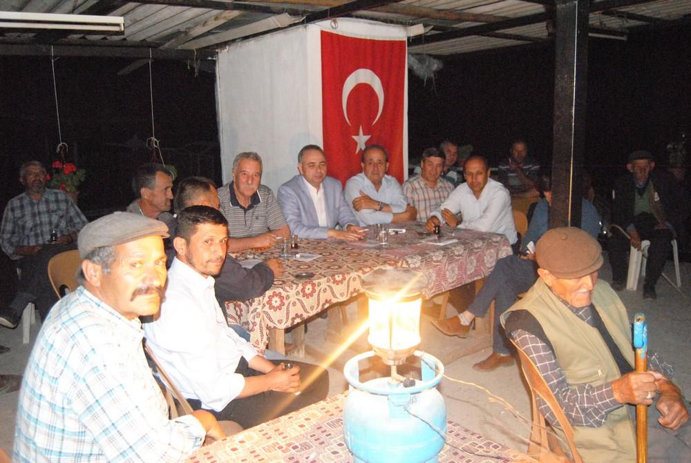 Bakırlıoğlu; ''Demirci Hak Ettiği Değeri Kazanacak''