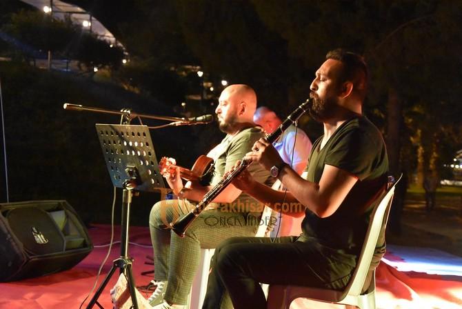 Akhisar Belediyesi Açık Hava Yaz Konserleri Devam Ediyor