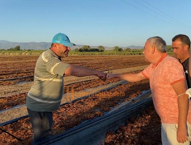 Bakırlıoğlu; ''Manisa'lı Çiftçi Üvey Evlat Mı''