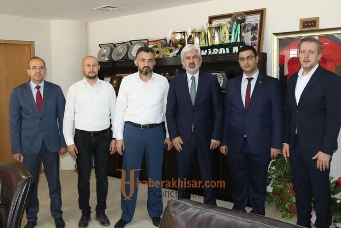 Akhisar Belediyesinde daimi işçiyi kapsayan toplu iş sözleşmesi karara bağlandı