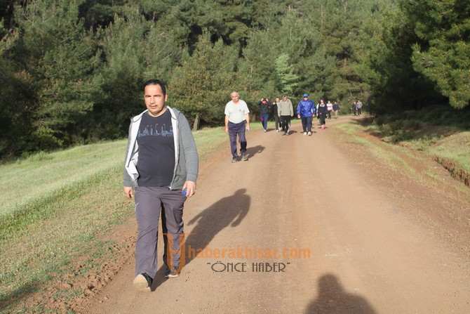 Zinde Yaşam Kulübü doğa yürüyüşünde rota bu hafta Muştullar oldu