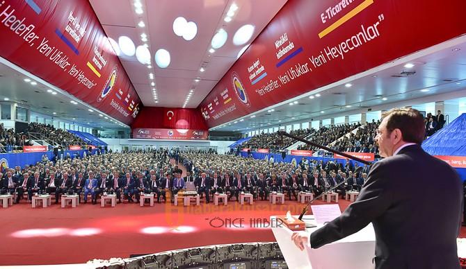 """ATSO Başkanı Dr. Ulusoy: """"Akhisar Yeşil Ekonominin Öncüsü Olacak"""""""