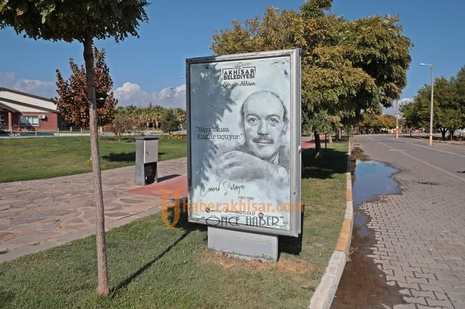 Akhisar Belediyesi, Sokakları Şiirlerle Süslendi