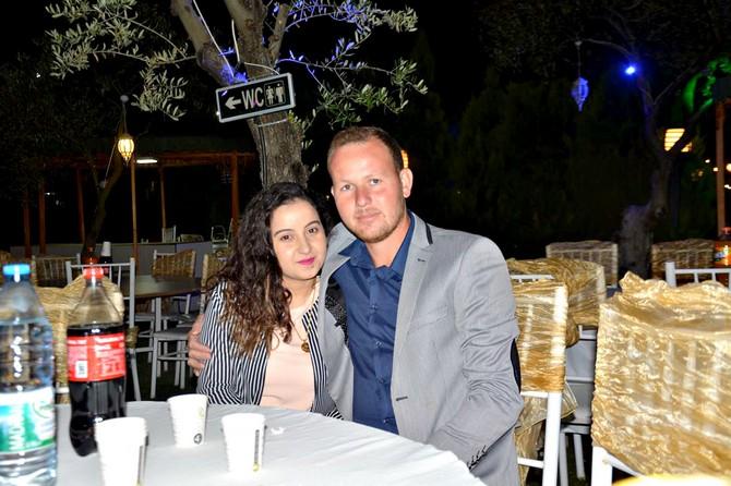 Samet ile Nurdan'ın Mutlu Günü