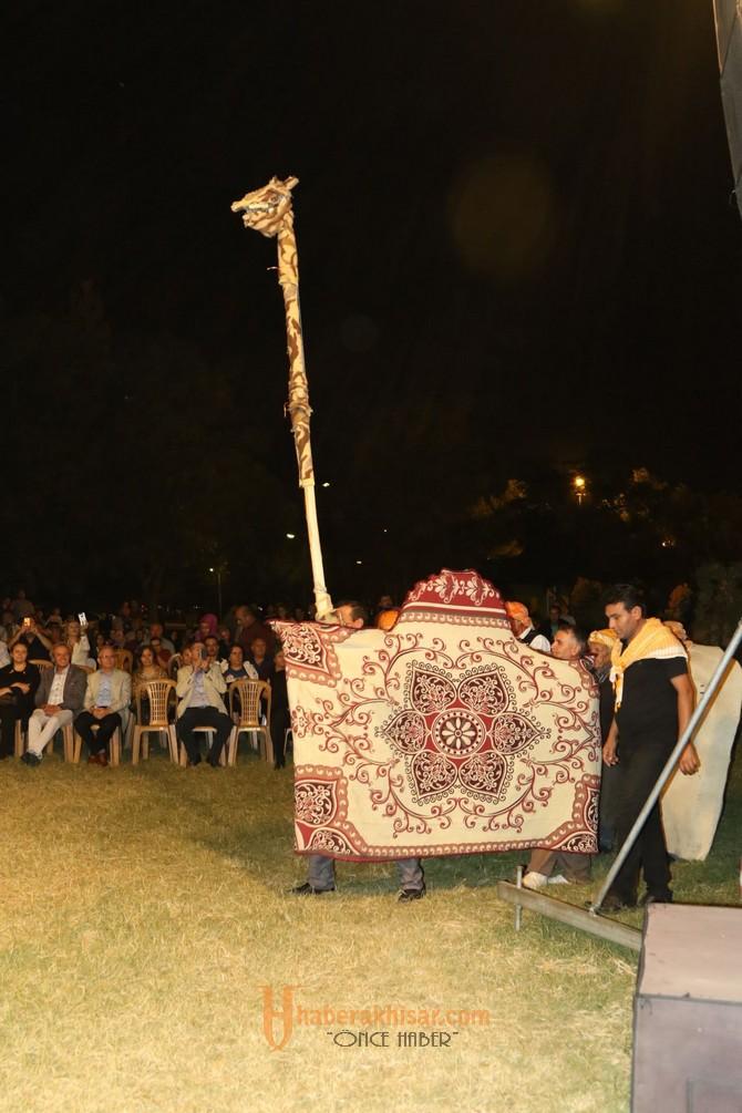 Kültür Buluşması Gördesliler gecesi ile son buldu
