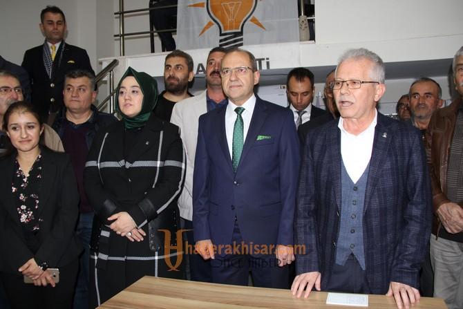 Ali Velestin Belediye Başkan Aday Adaylığını Açıkladı