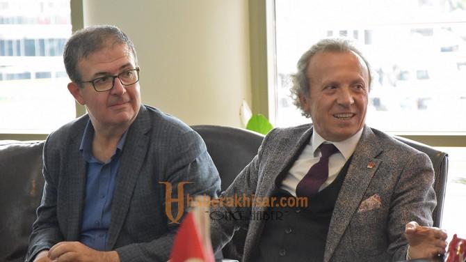 """Başkan Dutlulu, """"Akhisar Belediyesi artık halkın belediyesi olacak"""""""