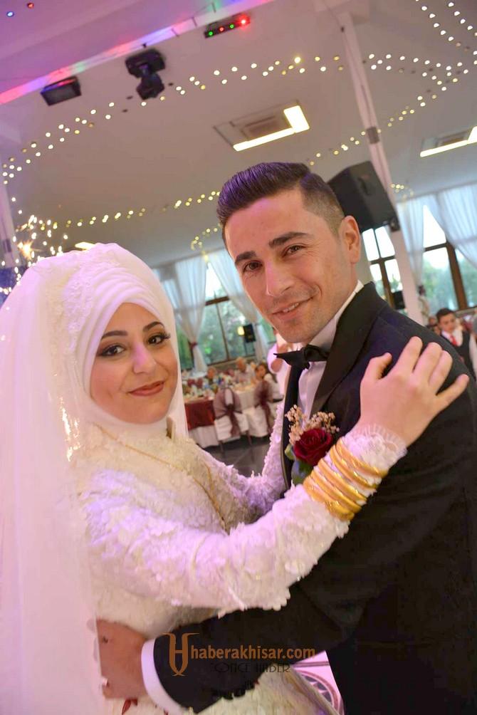 Büşra Nur ve Yener'in Mutlu Günü