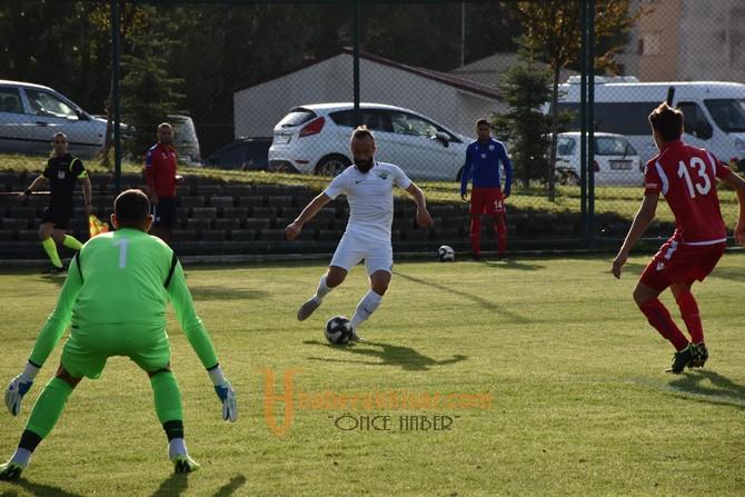Akhisarspor; 2 - Altınordu; 1