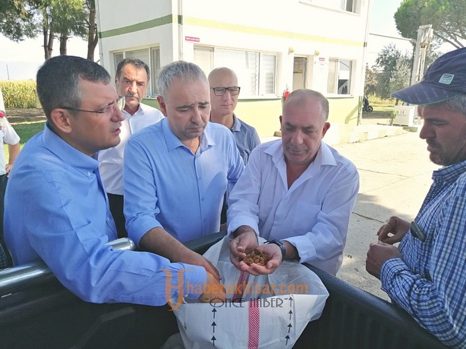 Milletvekili Bakırlıoğlu; ''Üzümde Fiyat Düşürmenin Yeni Yolu Düşük Numara''