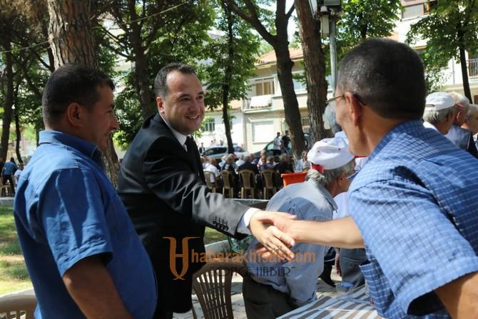 Akhisar'da Gaziler günü törenle kutlandı