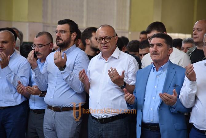 Başkan Ergün, Aydemir Ailesinin Acılarını Paylaştı