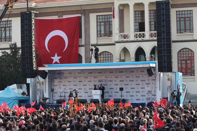 Cumhurbaşkanı Erdoğan Cumhur'un Adaylarını Tanıttı