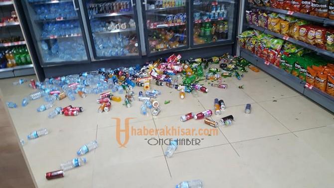 Akhisar'da 5.4 Büyüklüğündeki Deprem Korkuttu