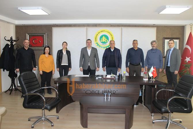 ATSO ve Şekerbank KOBİ'leri Rahatlatacak Finansman Anlaşması İmzaladı