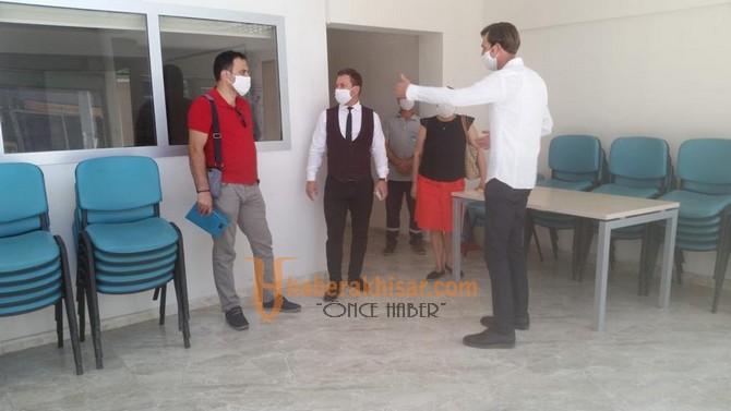 Akhisar ve Saruhanlı Eğitim Kurumlarına Ziyaret