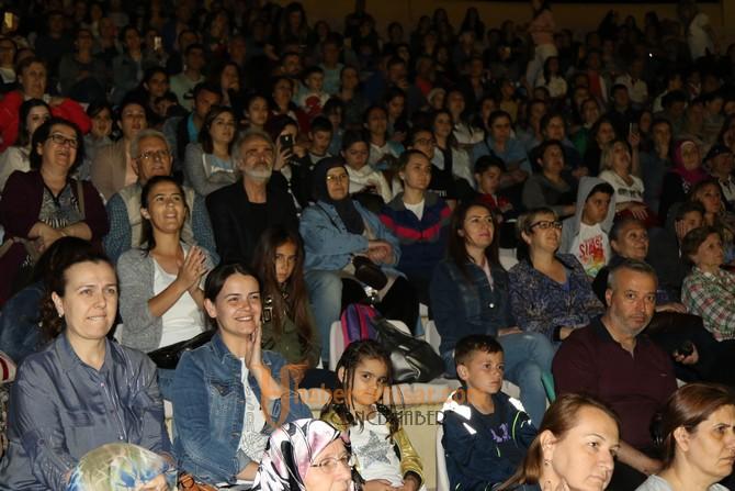 560. Çağlak Festivali TSM Konserine büyük ilgi