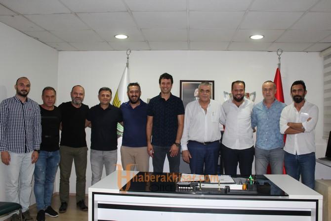Akhisarspor'da İkinci Cihat Arslan Dönemi Başlıyor