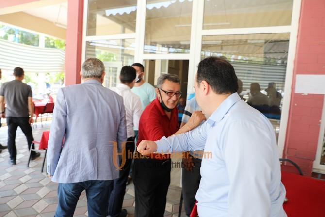 Başkan Dutlulu Deprem Bölgesindeki Vatandaşların Yanında Oldu