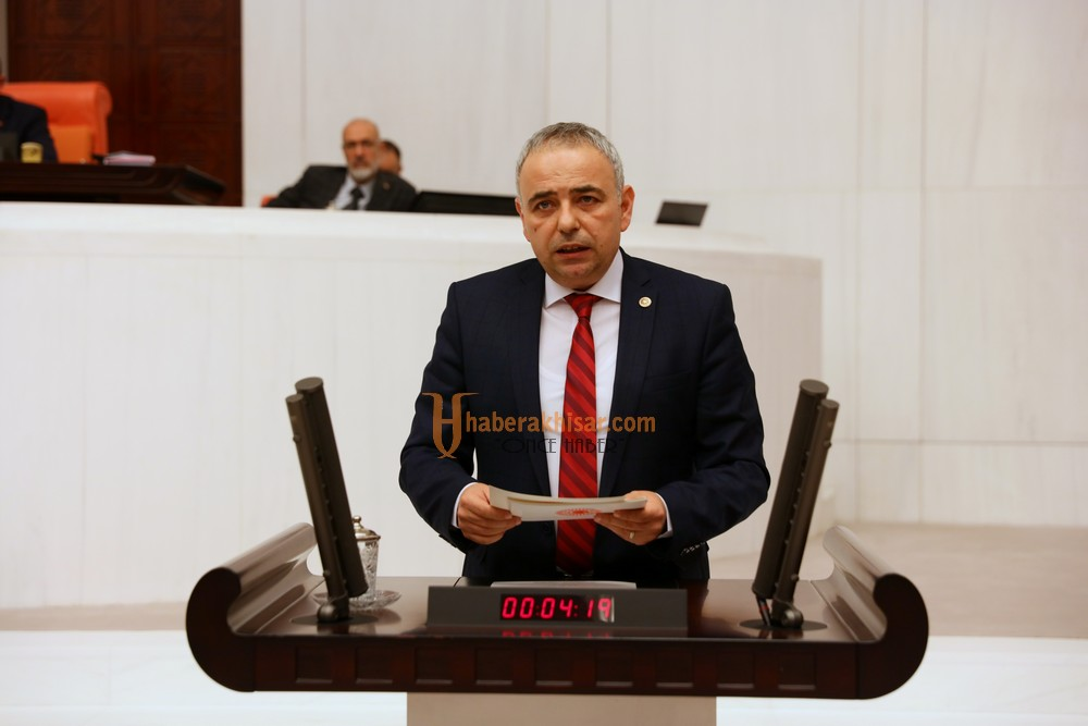 Milletvekili Bakırlıoğlu; ''Kısır Hayvanları, Damızlık Diye Dağıtmışlar''