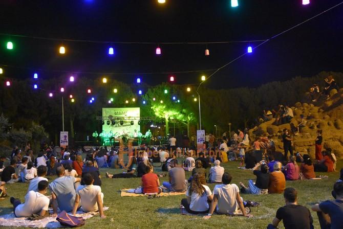 Açık Hava Yaz Konserleri devam ediyor
