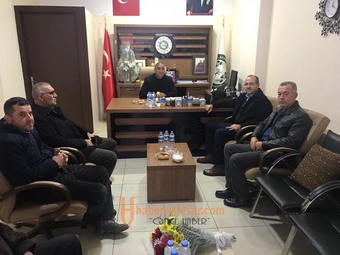 AK Parti Belediye Başkan Aday Adayı Velestin Ziyaretlerine Devam Ediyor