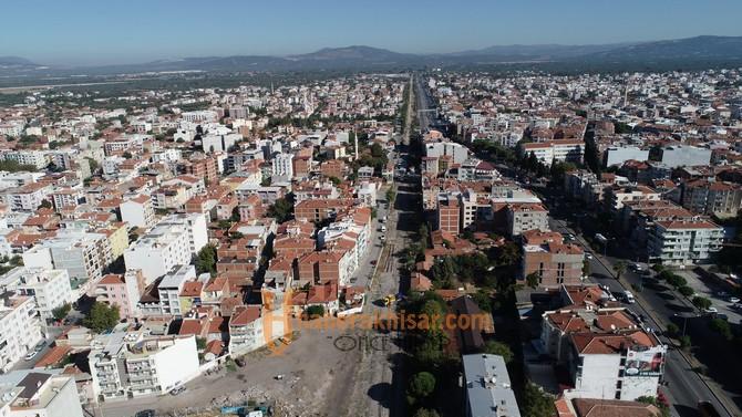 Akhisar Belediyesi demiryolu projesini hazırladı