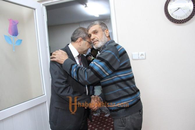Ali Velestin Hürriyet ve Hacıishak Mahallesinde Vatandaşlarla Buluştu
