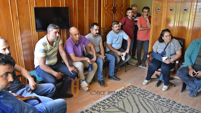 Mahalle Meclislerinin İlki Beyoba'da gerçekleşti