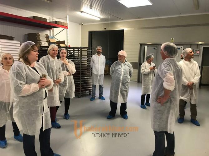 """''BETTER BAKERS READY for an European Market"""" Projesinde Sona Yaklaşıldı"""