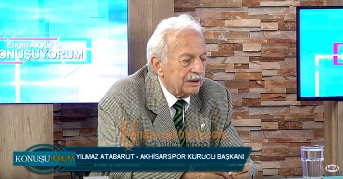 Canlı Yayında Akhisarspor'un Süper Lig'deki 7 Yılı Masaya Yatırıldı
